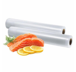 Vacuum Food Sealer Rolls - 2 rolls (20x600cm)
