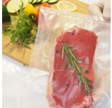 25x30cm - 100 Vacuum Food Sealer Bags Bags/pouches for vacuum sealing from www.sousvideshop.com